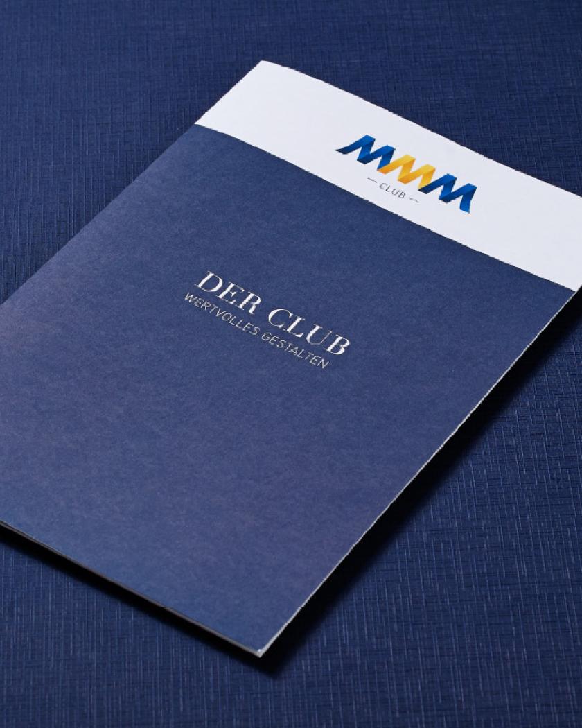 grundmanngestaltung Kongressausstattung MMM-Club
