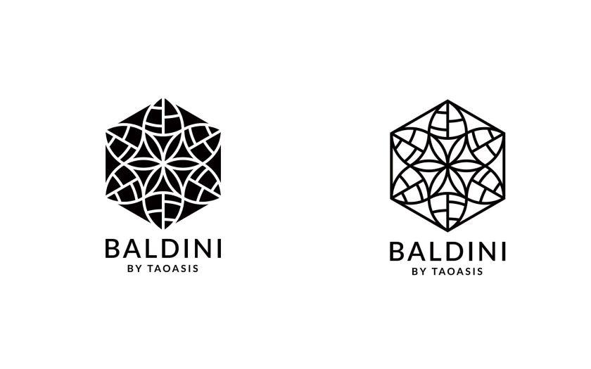 grundmanngestaltung Foto Branding Logo Baldini