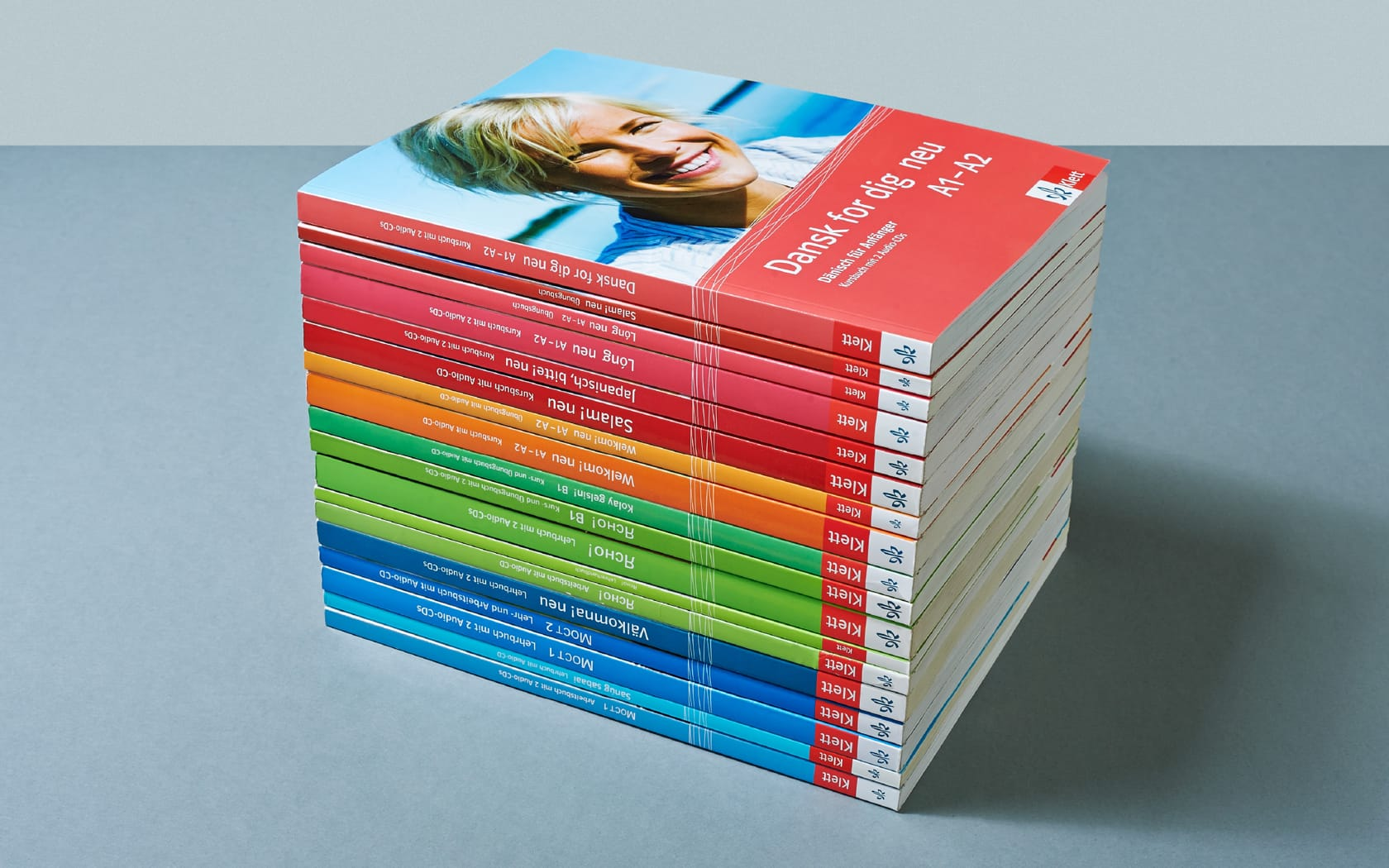 grundmanngestaltung Covergestaltung Ernst Klett Sprachen GmbH