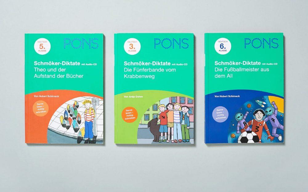 grundmanngestaltung Buchgestaltung PONS GmbH